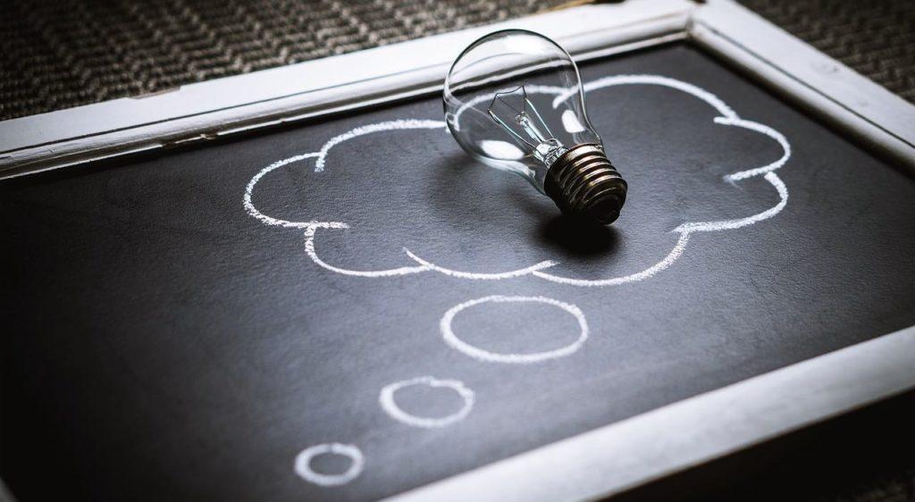 idee, erleuchting, fundament
